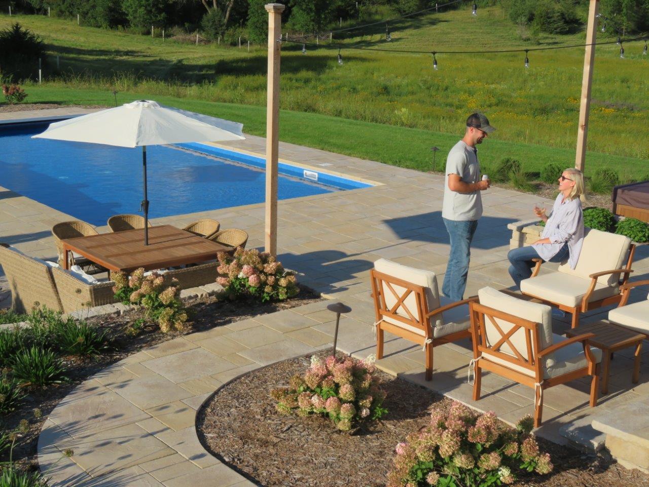 midland concrete pool and patio